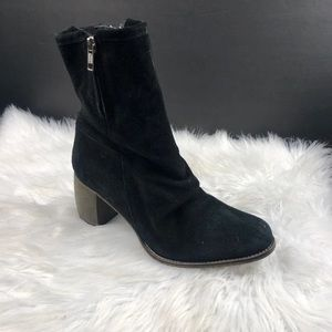 jeffrey campbell heeled Boots Size 9.5